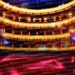 背景オペラハウス