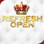 REFRESH OPEN 縦型