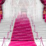 背景素材ピンク